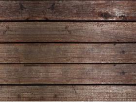 棕色陈旧木纹PPT背景图片