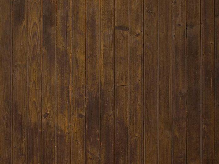 棕色木板木纹PPT背景图片