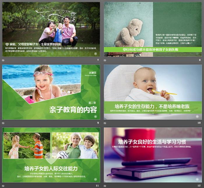 亲子教育培训讲座PPT课件tt娱乐官网平台