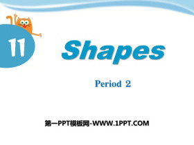 《Shapes》PPT�n件