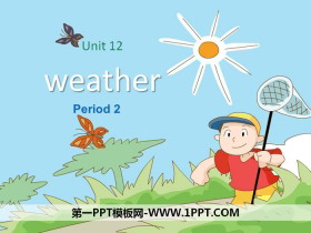 《Weather》PPT