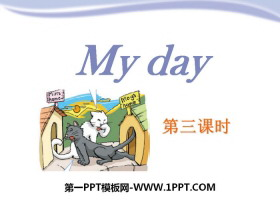 《My day》PPT下载
