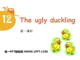 《The ugly duckling》PPT