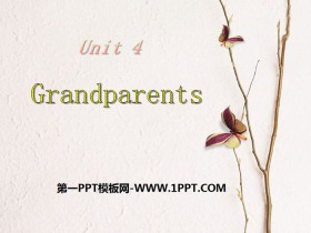 《Grandparents》PPT