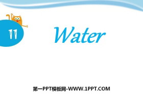 《Water》PPT