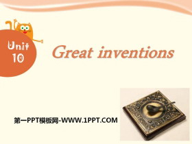 《Great inventions》PPT