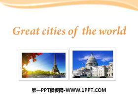 《Great cities of the world》PPT下�d