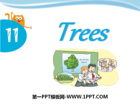 《Trees》PPT
