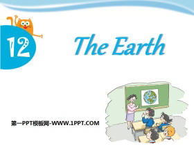 《The Earth》PPT�n件