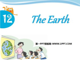 《The Earth》PPT下载
