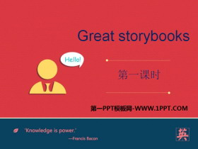 《Great storybooks》PPT