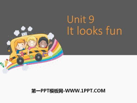 《It looks fun》PPT