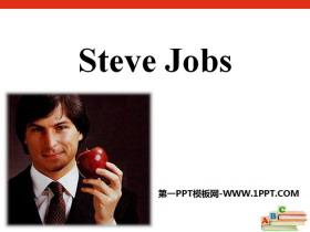 《Steve Jobs》PPT