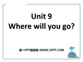 《Where will you go?》PPT�n件