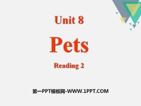 《Pets》ReadingPPT�n件