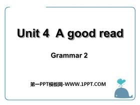 《A good read》GrammarPPT课件