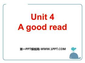 《A good read》PPT课件