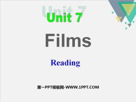 《Films》ReadingPPT