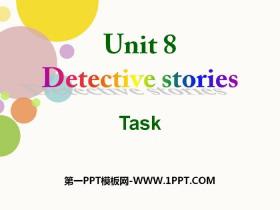 《Detective stories》TaskPPT