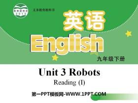 《Robots》ReadingPPT