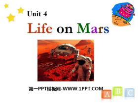 《Life on Mars》PPT课件