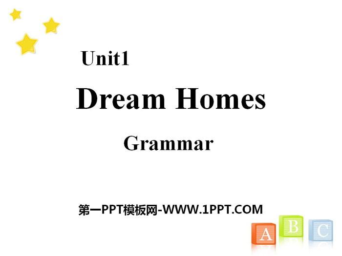 《Dream homes》PPT
