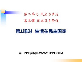 《平安彩票注册登录入口在民主国家》追求民主价值PPT下载