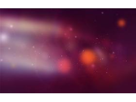 紫色模糊PPT背景图片