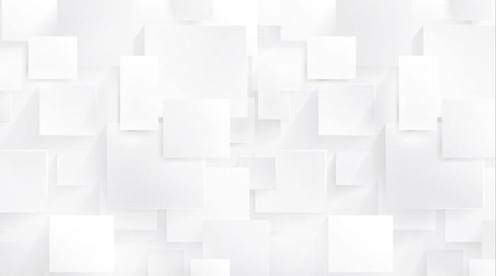 白色浮雕效果的多边形ppt背景图片