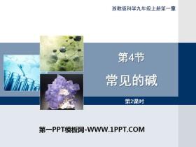 《常见的碱》PPT(第二课时)