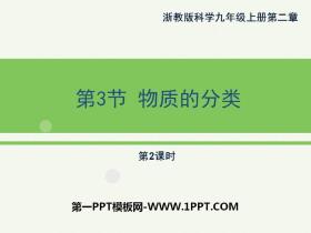 《物质的分类》PPT(第二课时)