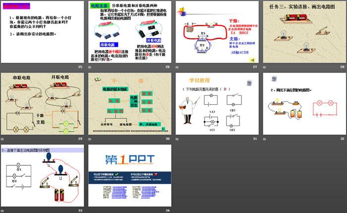 《电荷与电流》PPT课件