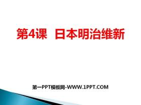 《日本明治维新》PPT课件
