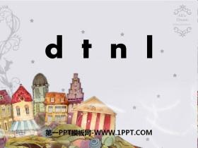 《dtnl》PPT