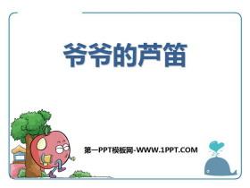 《爷爷的芦笛》PPT课件下载
