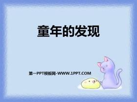 《童年的发现》PPT下载