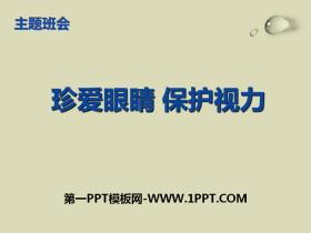 《珍爱眼睛 保护视力》PPT