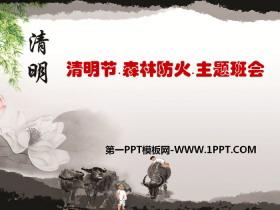 《森林防火》PPT