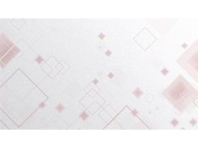 粉色方框方形PPT背景�D片