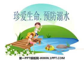 《珍爱生命 预防溺水》PPT