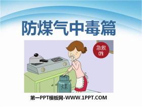 《防煤气中毒篇》PPT