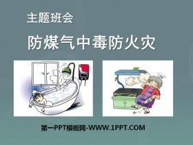 《防煤气中毒防火灾》PPT