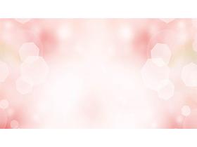 粉色唯美光��PPT背景�D片
