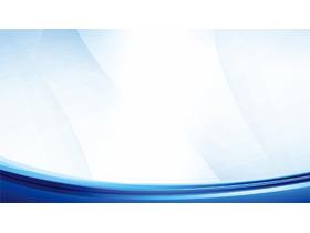 三张蓝色通用商务PPT背景图片