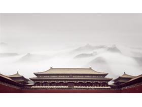 五张精致中国古app自助领取彩金38PPT背景图片