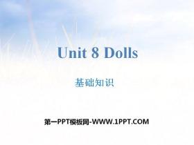 《Dolls》基础知识PPT