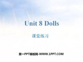 《Dolls》�n堂��PPT