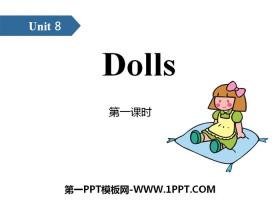 《Dolls》PPT(第一课时)