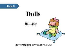 《Dolls》PPT(第二课时)