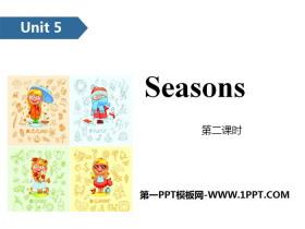 《Seasons》PPT(第二课时)